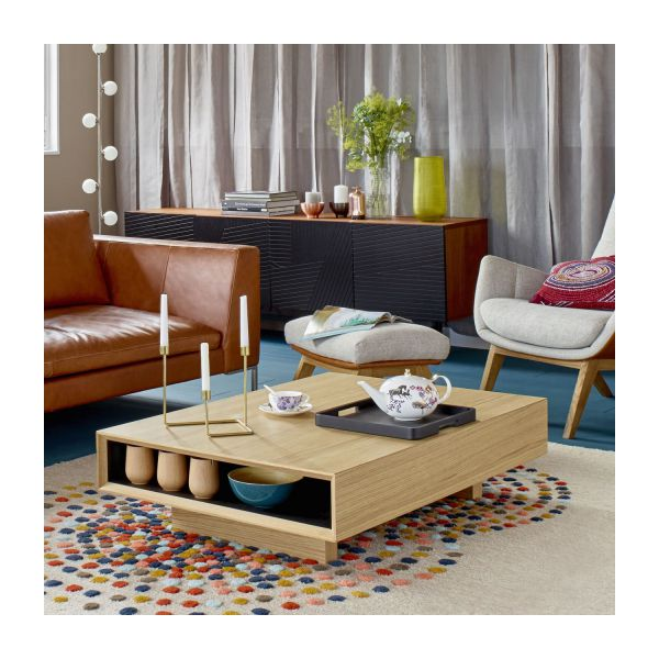 Wooden coffee table  n°5