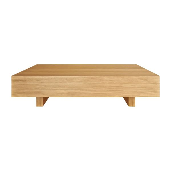 Wooden coffee table  n°3