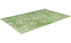 FLOWER/ OUTD RUG 120X180 GREEN