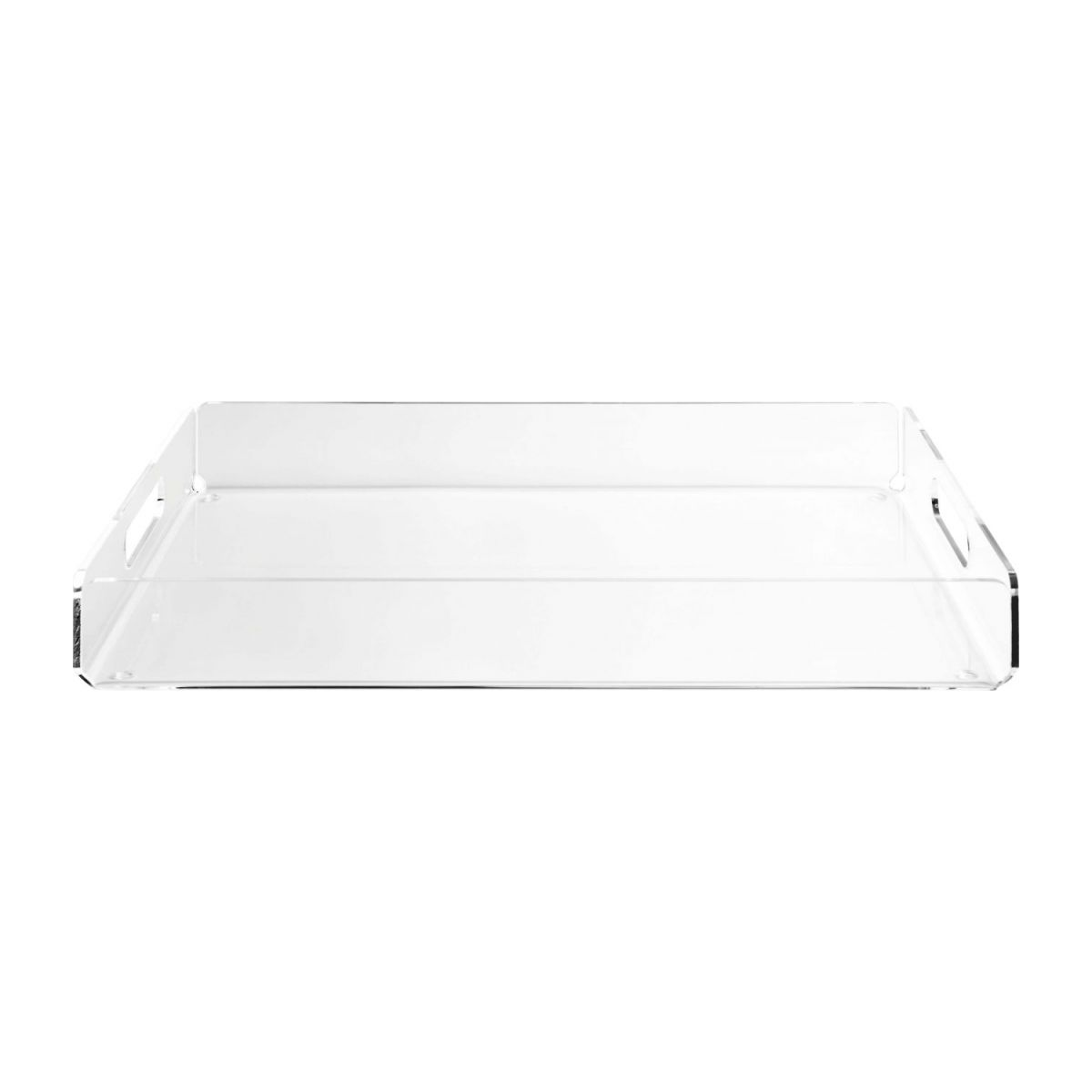 Transparent acrylic tray n°2