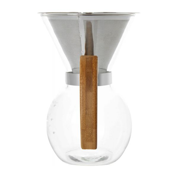 400 ml glass coffee maker n°5