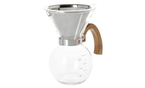 400 ml glass coffee maker