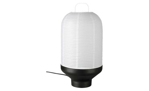 Large Japanese table lamp