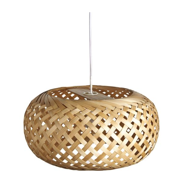 Bamboo woven bamboo lampshade habitat woven bamboo lampshade n1 mozeypictures Images