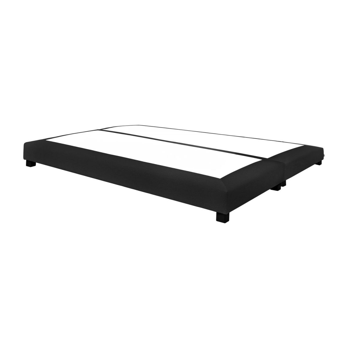Slatted bed base 2 x 90 x 200 cm n°1