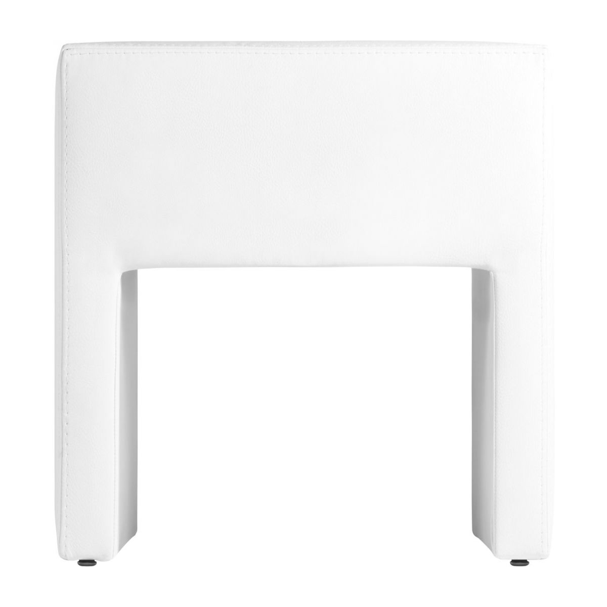 Table de chevet - Blanc n°6