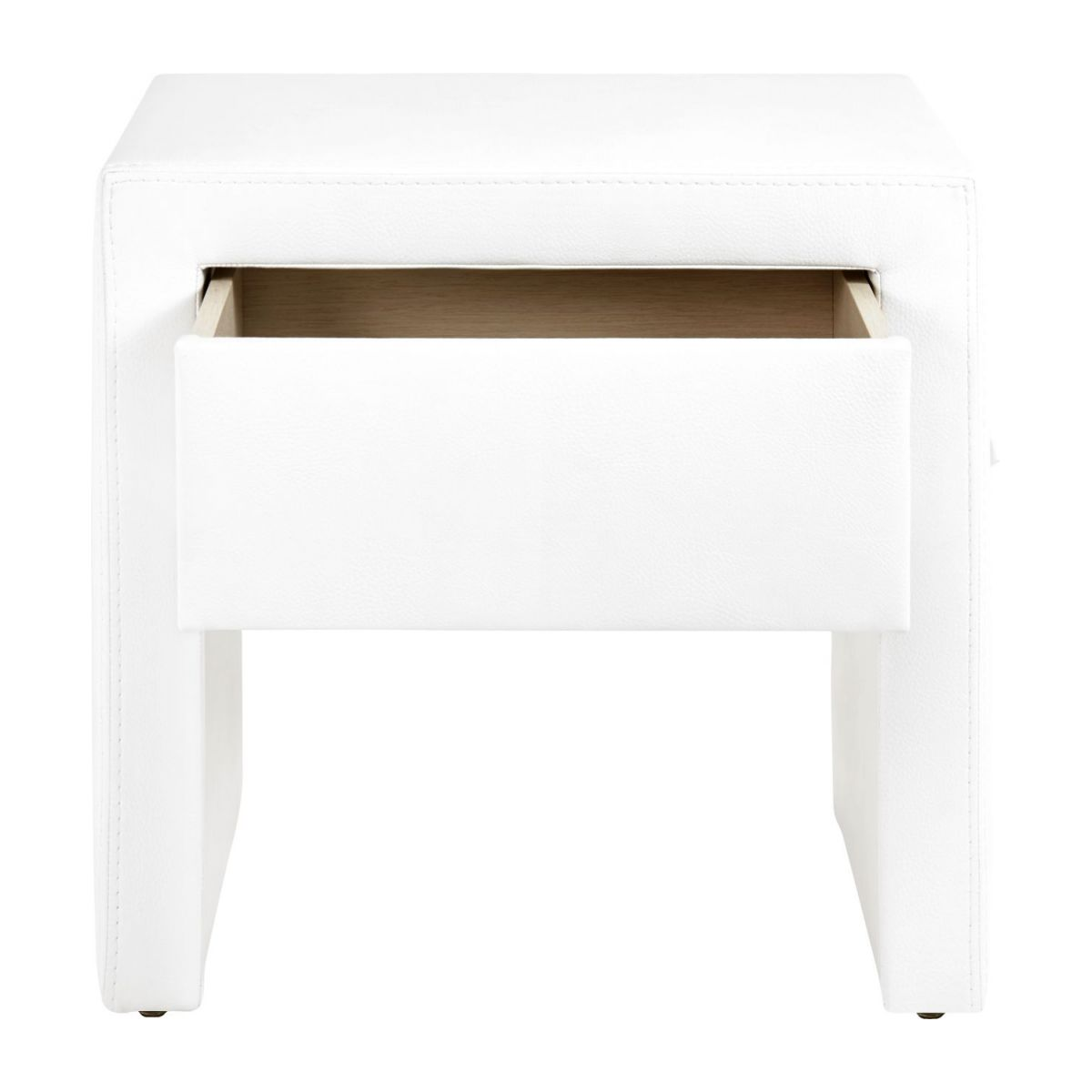 Table de chevet - Blanc n°3