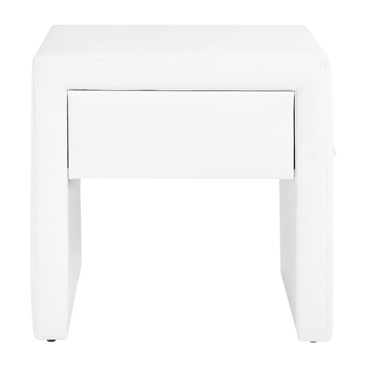 Table de chevet - Blanc n°2