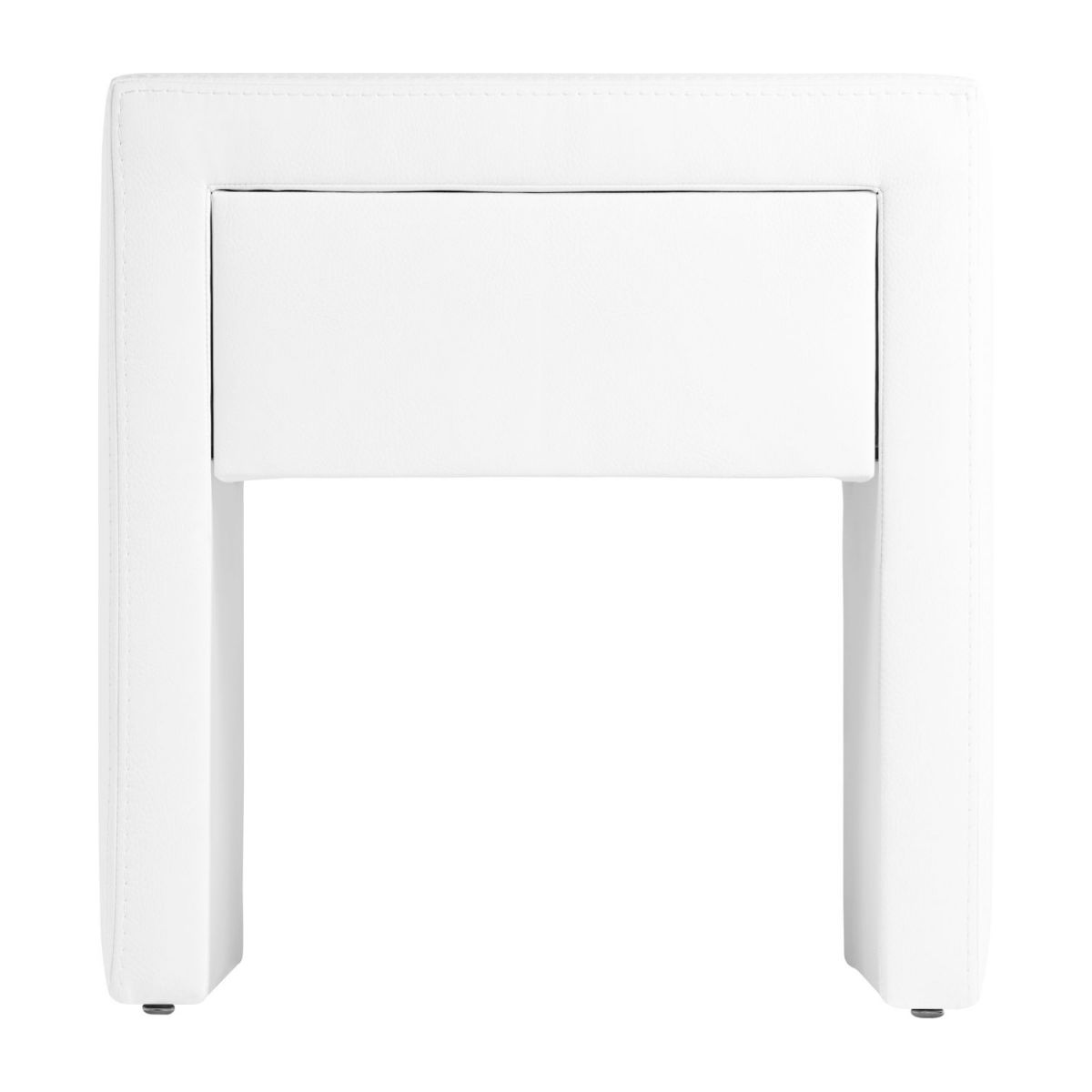 Table de chevet - Blanc n°4