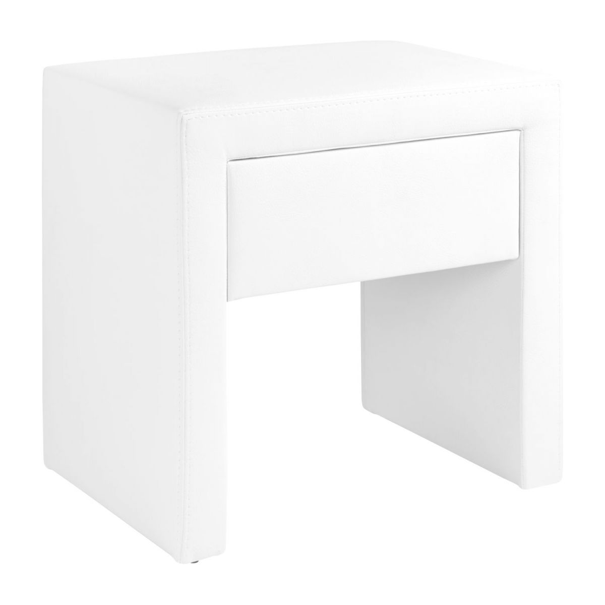 Table de chevet - Blanc n°1