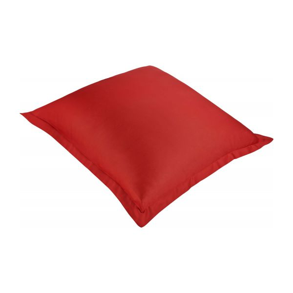 BRIGHT SATEEN/ PC 65X65 RED
