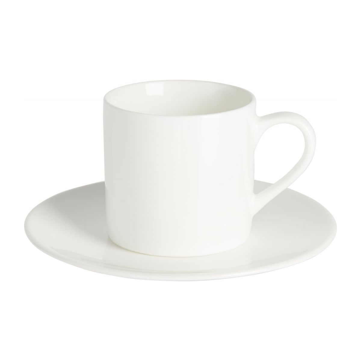 Coffee cup and saucer n°2
