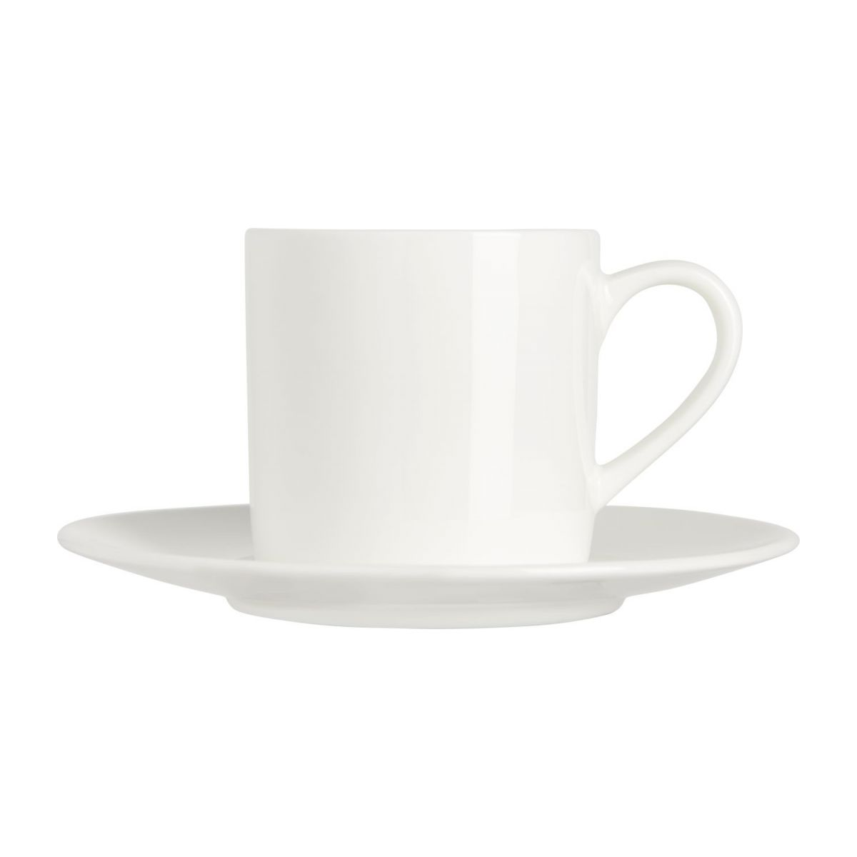 Coffee cup and saucer n°4