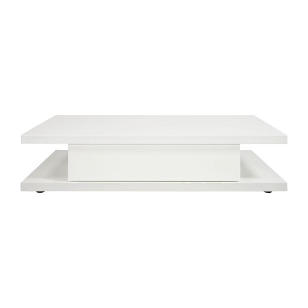 Table basse blanche  n°3