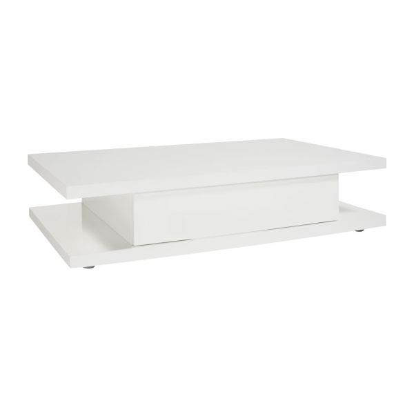 Table basse blanche  n°1