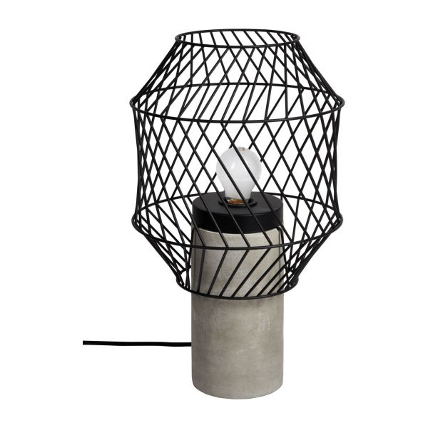 Metal table lamp n°1