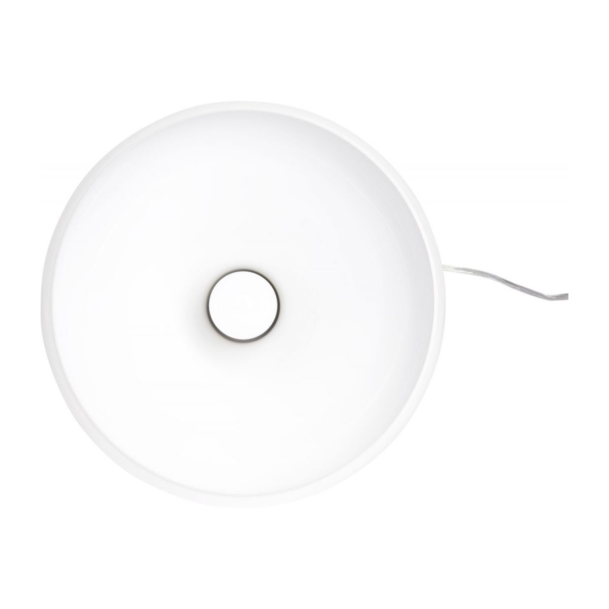 Steel ceiling light  n°5