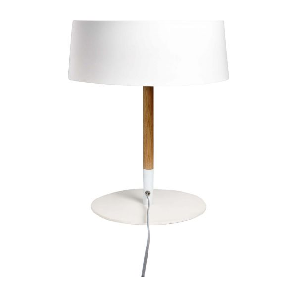 White table lamp  n°5