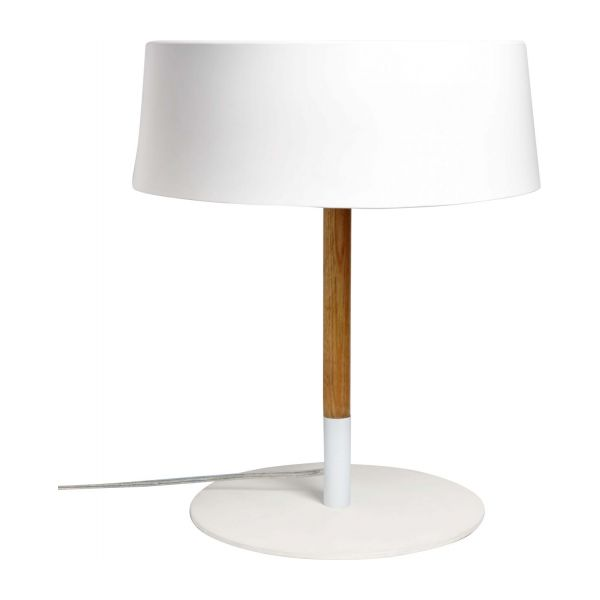 White table lamp  n°3
