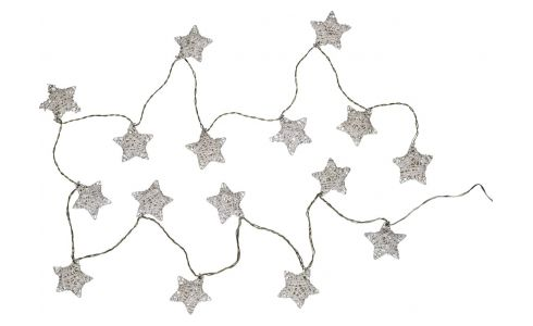 16 star fairy lights