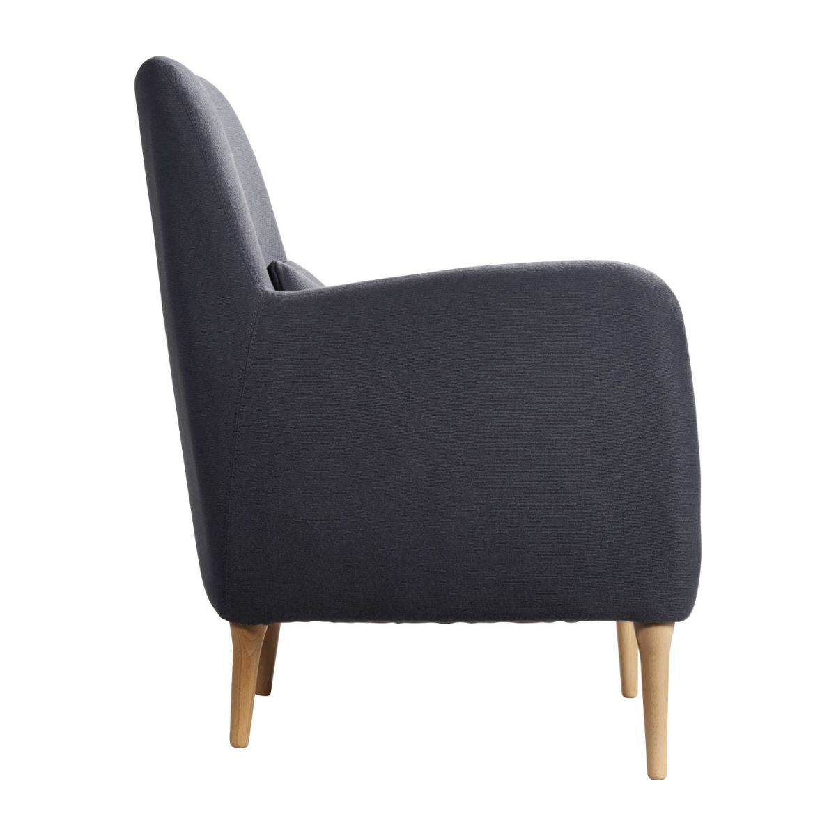 Fabric armchair n°6