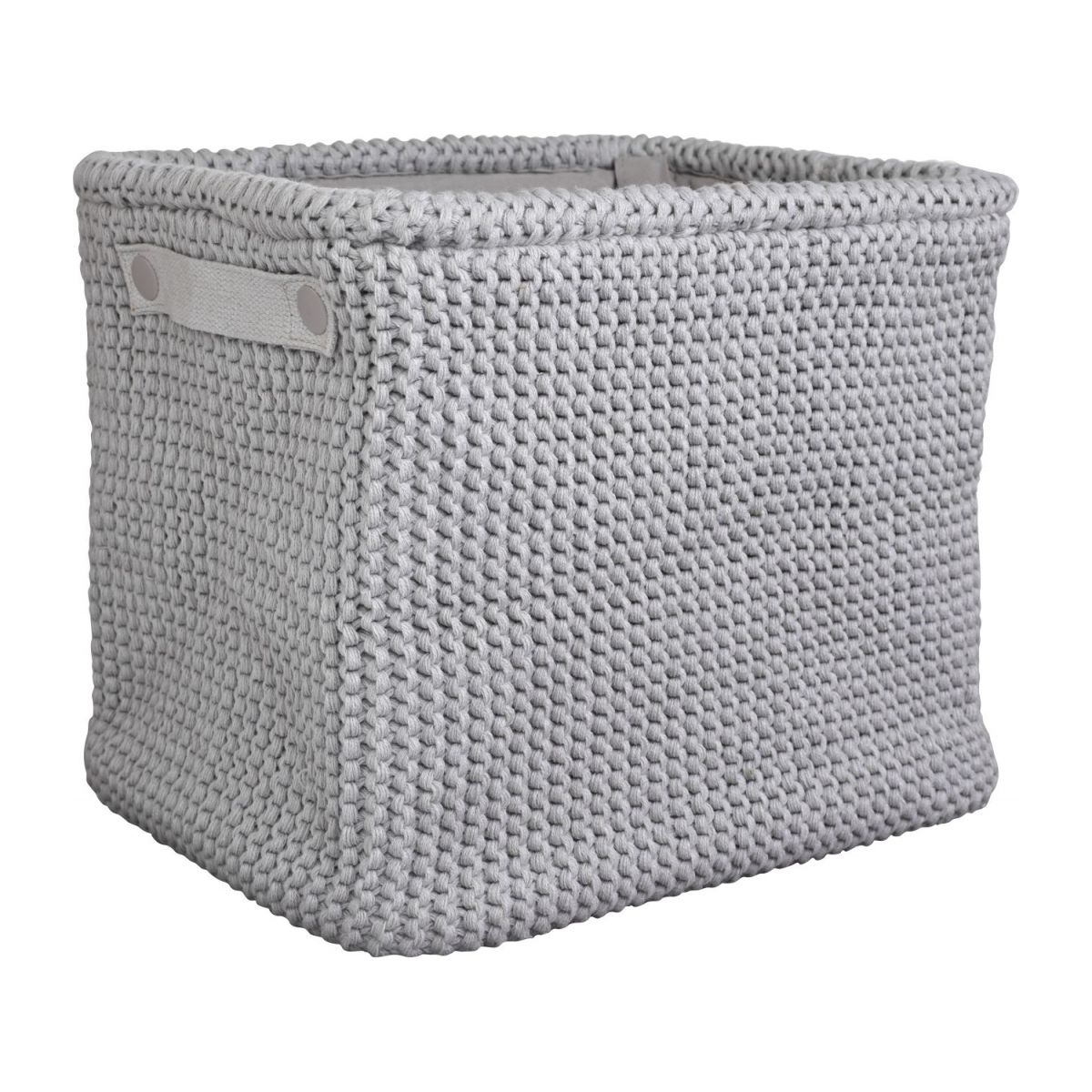 Large square basket n°1