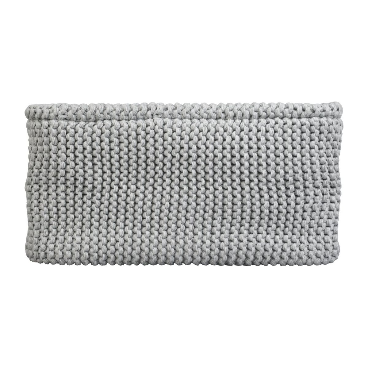 Small square basket n°3
