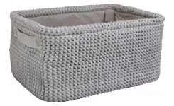 Small square basket