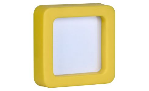 5 x 6 yellow photo frame