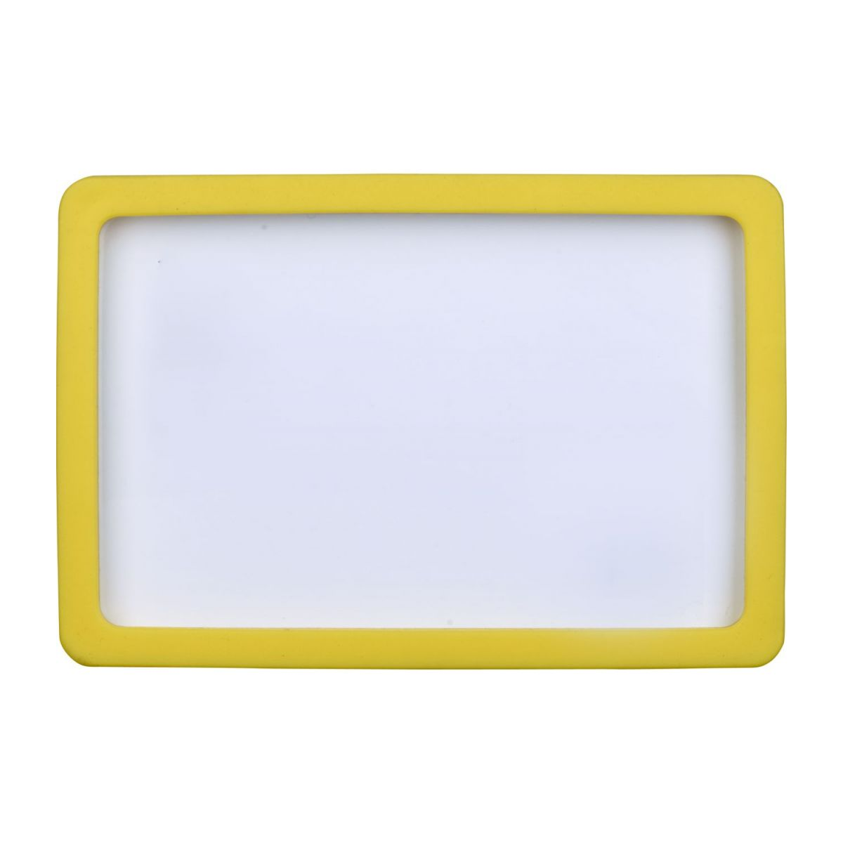 Fridge 10 X 16 Yellow Photo Frame Habitat