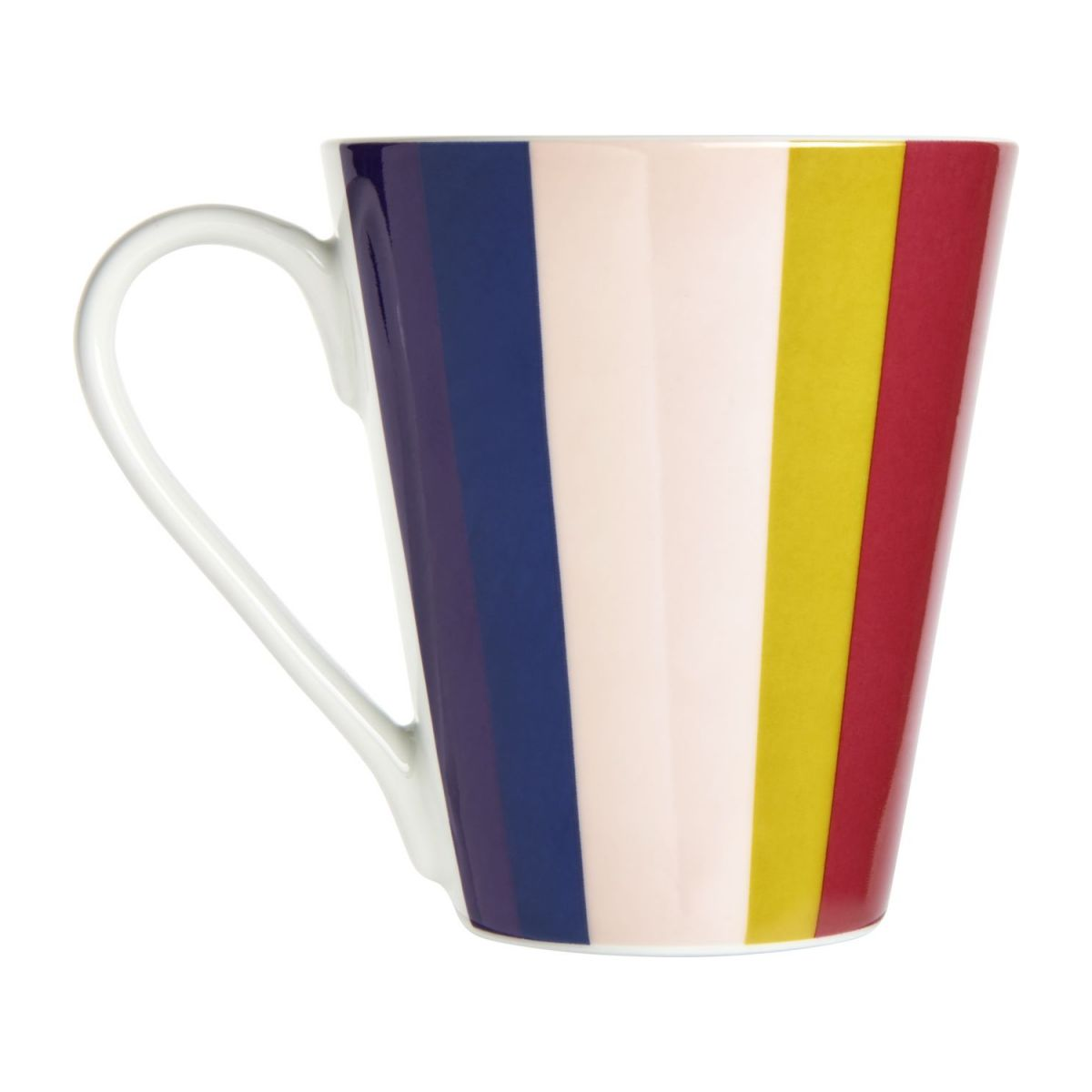 Set de 4 mugs en porcelaine n°5