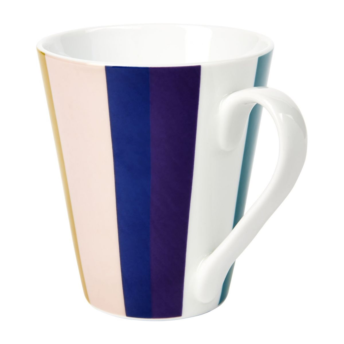 Set de 4 mugs en porcelaine n°1