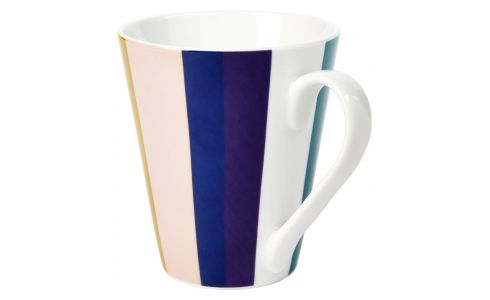 Set de 4 mugs en porcelaine