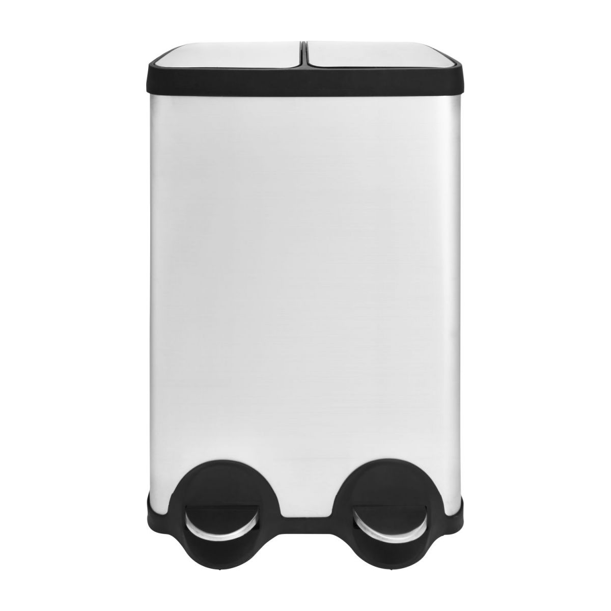 Double compartment bin  n°4