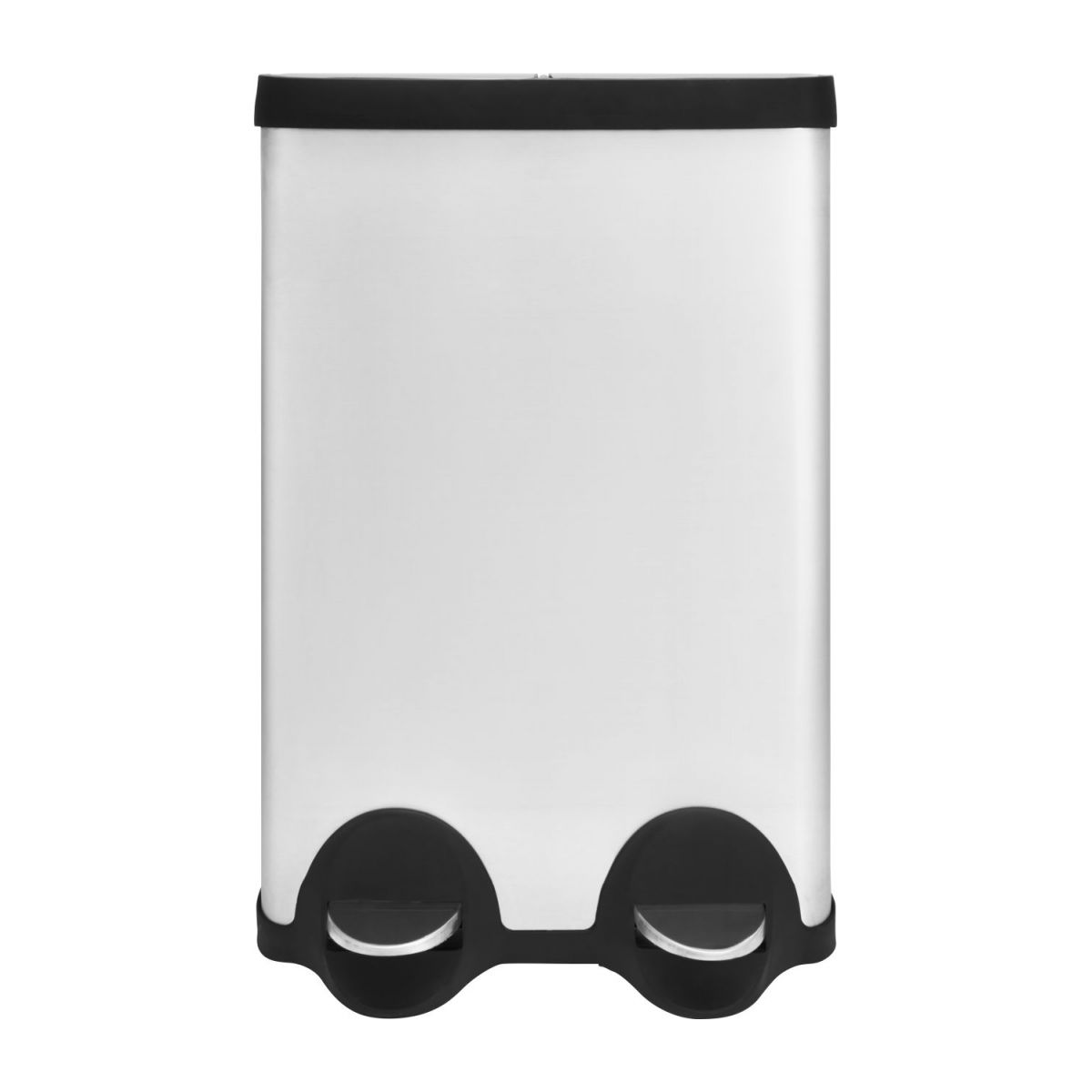 Double compartment bin  n°3