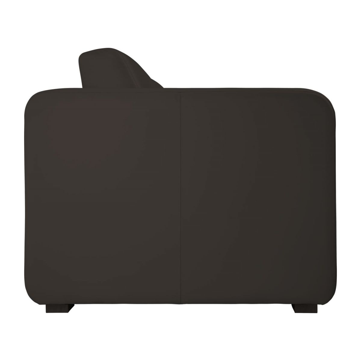 3-person leather sofa n°6