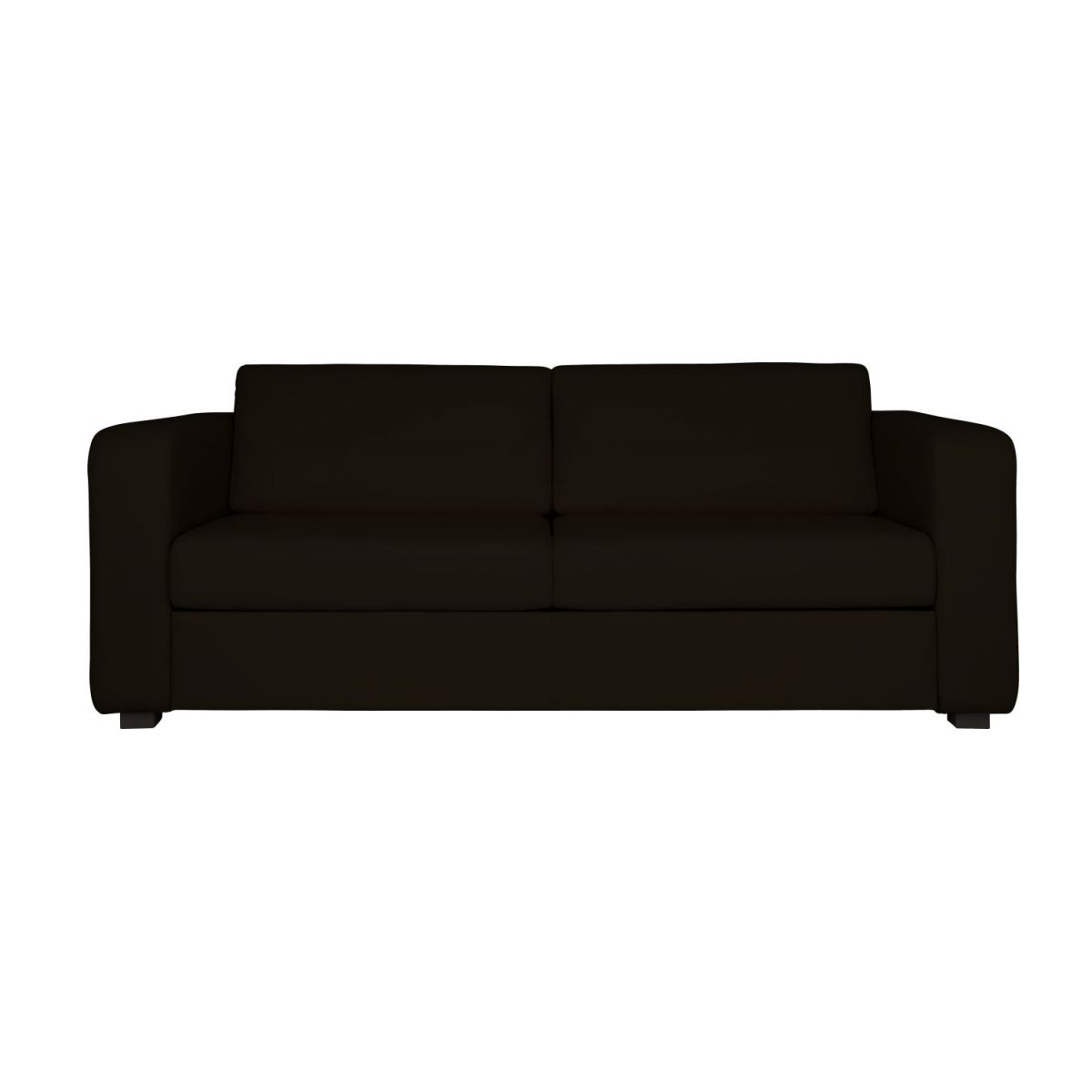 3-person leather sofa n°4