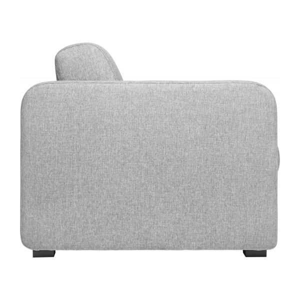 3-seater fabric sofa-bed n°8