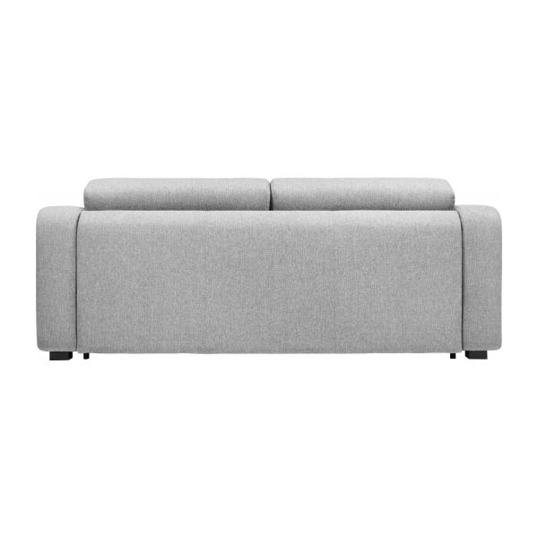 3-seater fabric sofa-bed n°7