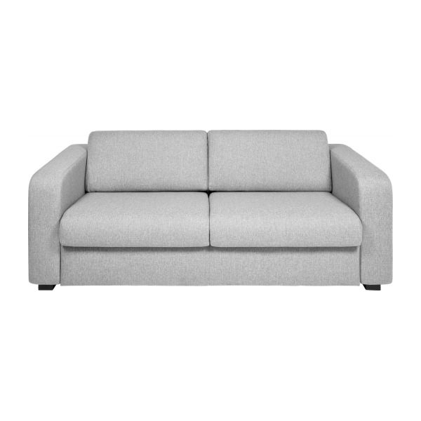 3-seater fabric sofa-bed n°6
