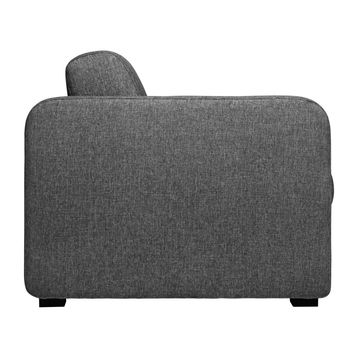 3-seater fabric sofa n°6
