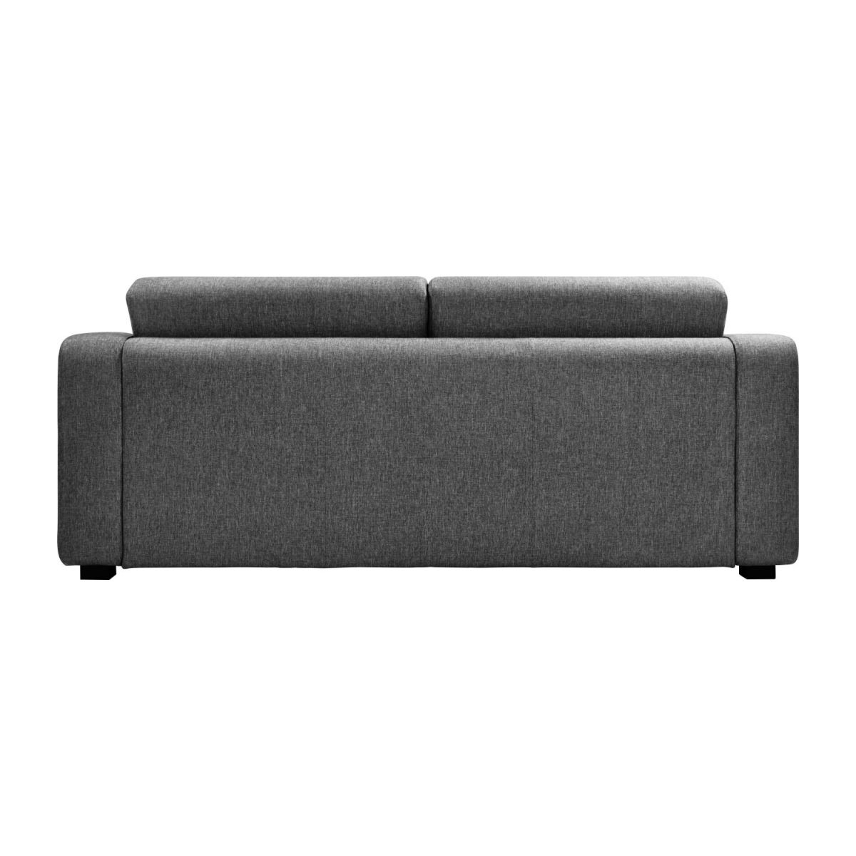 3-seater fabric sofa n°4