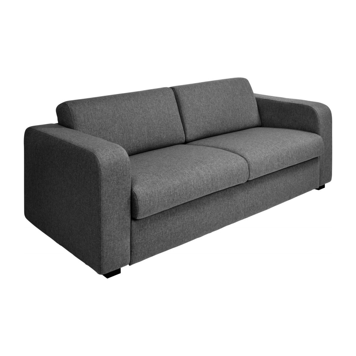3-seater fabric sofa n°1