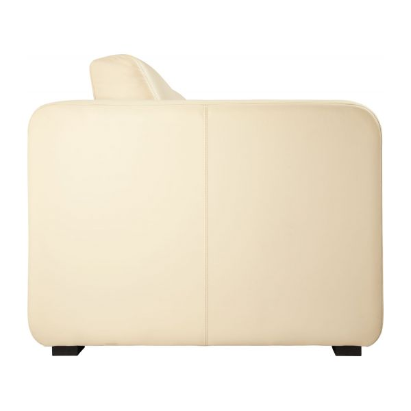 3-seater leather sofa n°4