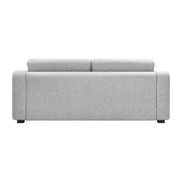 2-seater fabric sofa-bed n°7