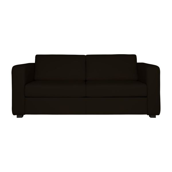porto 3 2 sitzer schlafsofa sofa aus leder habitat. Black Bedroom Furniture Sets. Home Design Ideas