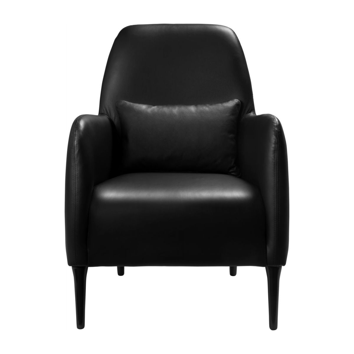 Leather armchair n°2