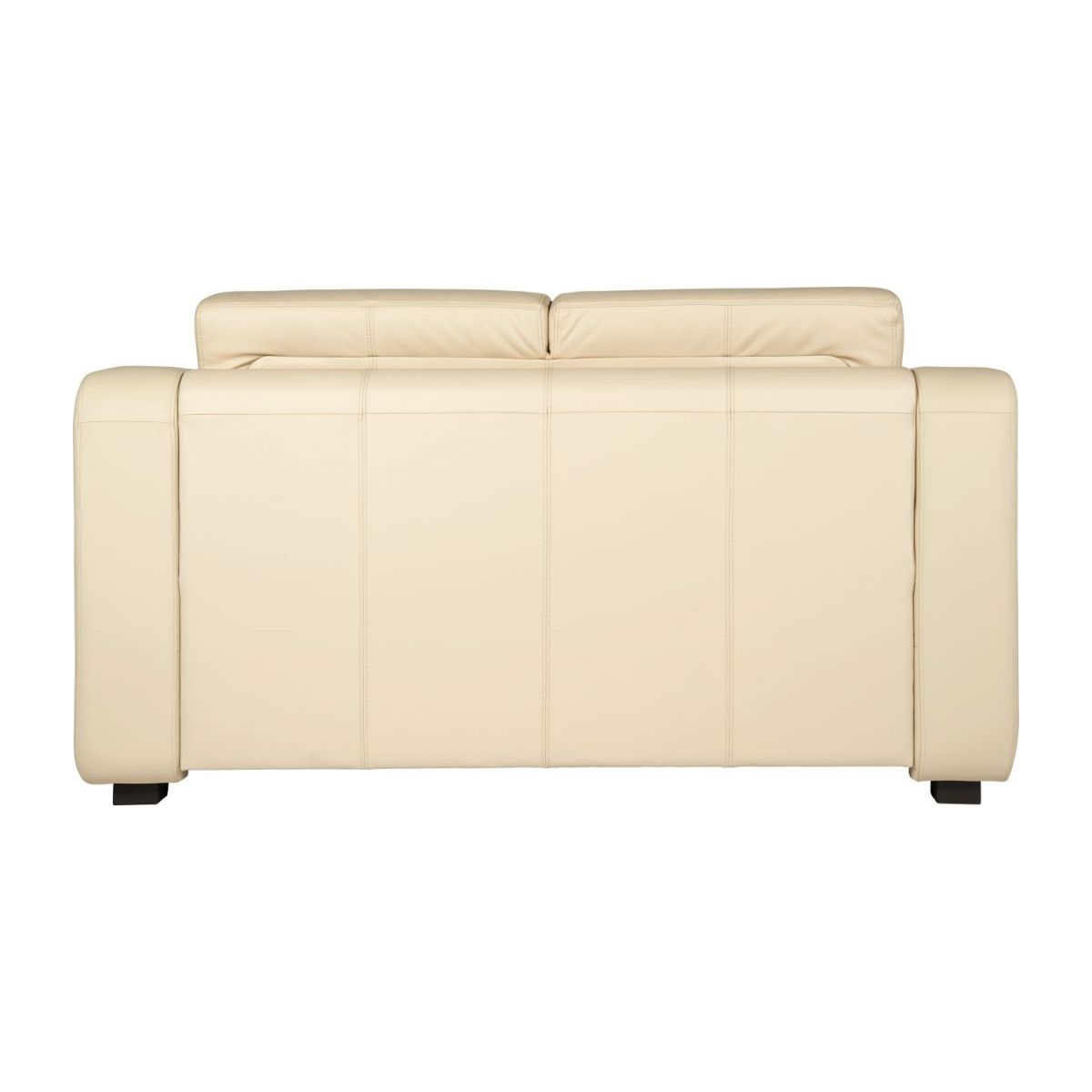 Leather sofa bed n°4