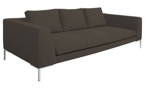 3 seater sofa in Ancio fabric, river rock