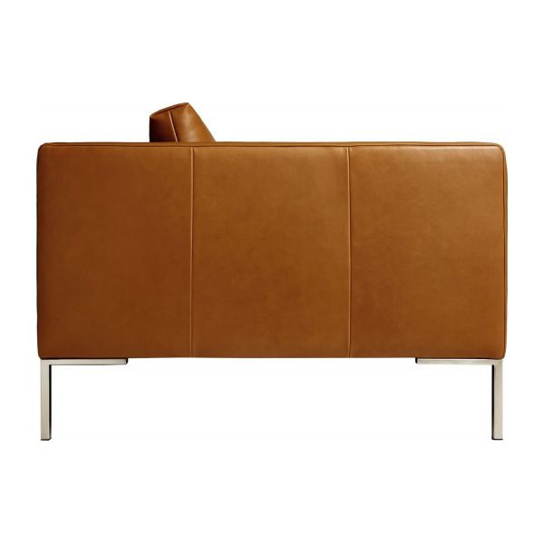3-seater leather sofa  n°6